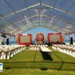 Tenda Roder Transparan