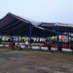 Pemasangan Tenda