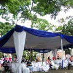 Tenda Semi Dekor